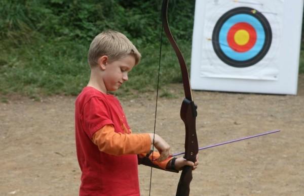 Bogenschießen für Kinder (9-12)