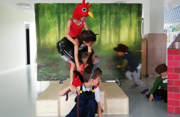 Schauspielkurse für Kinder