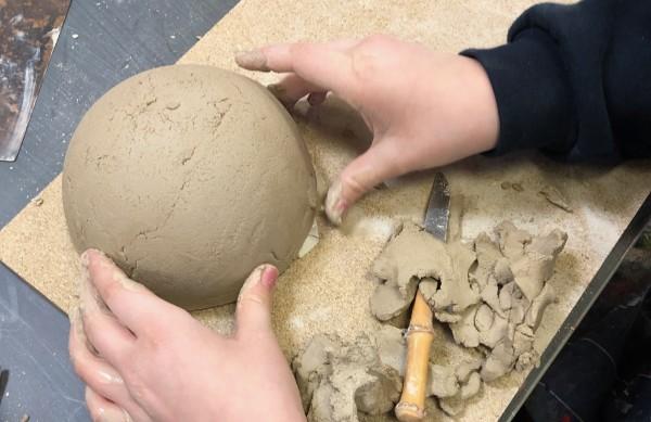 Keramik für Eltern und Kind