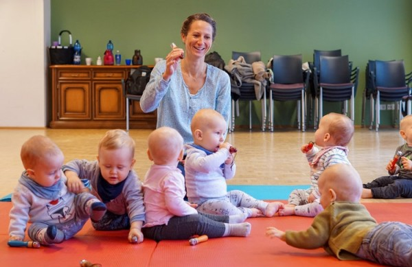 Baby-Basic-Kurs 4 in Frechen