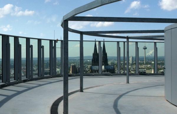 KÖLNTRIANGLE COLOGNE VIEW - Aussichtsplattform -
