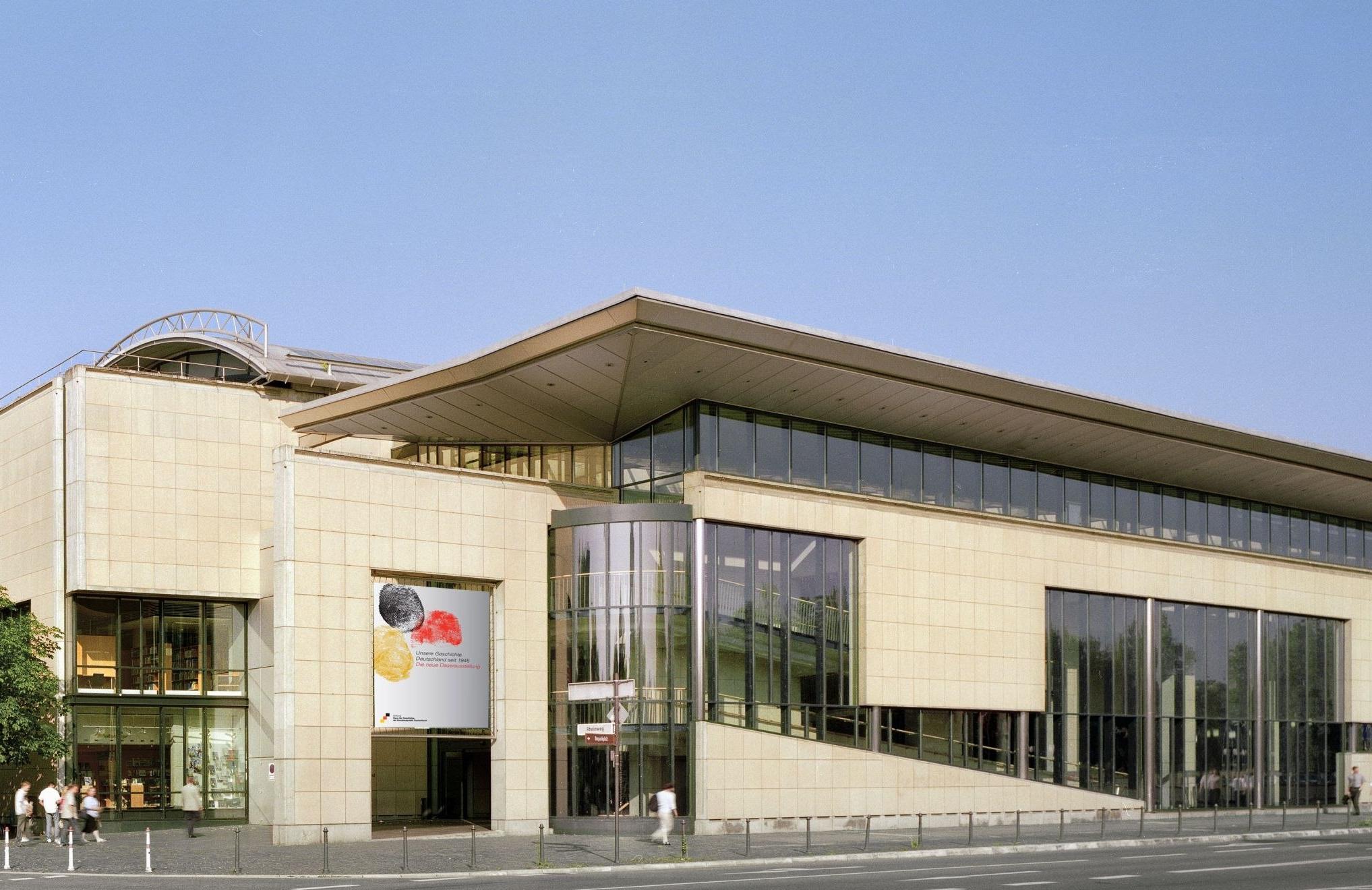 Haus der Geschichte Bonn - Eintritt frei!!!