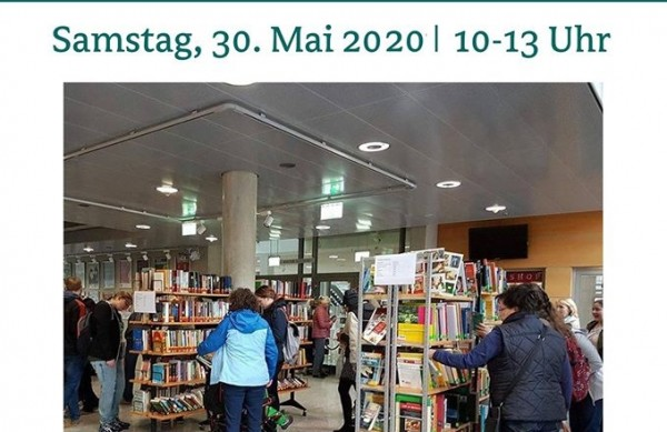 Bibliotheksflohmarkt
