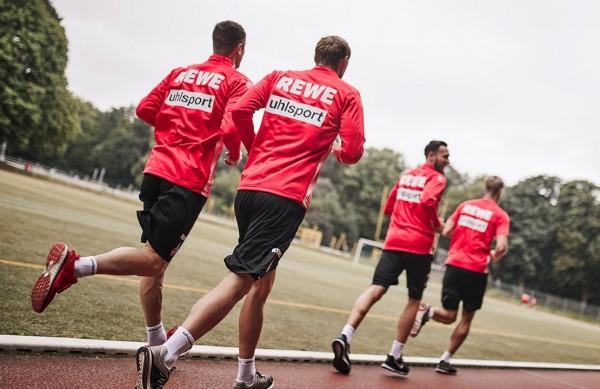 Training des 1. FC Köln - kostenlos zugucken -
