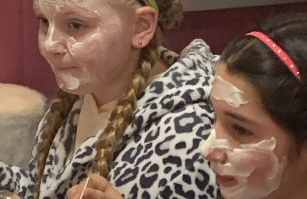 "Kids Spa für 2 Kinder ""BFF Best Friend Forever"" Special in Oberhausen"