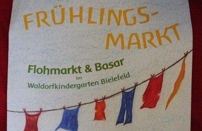 Frühlings-Flohmarkt