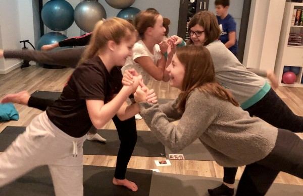 Little Buddha - Yoga für Teenager