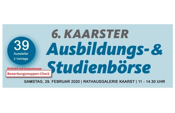 Kaarster Ausbildungs- & Studienbörse