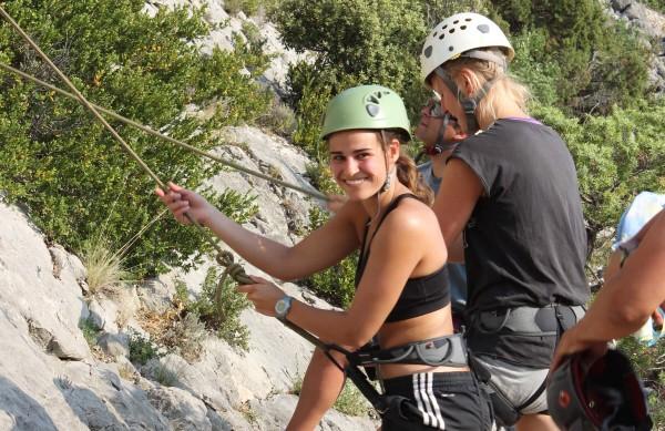 Familien Abenteuercamp Provence