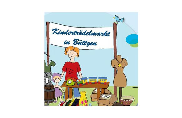 -Fällt aus- Großer Kindertrödelmarkt in Büttgen 2020