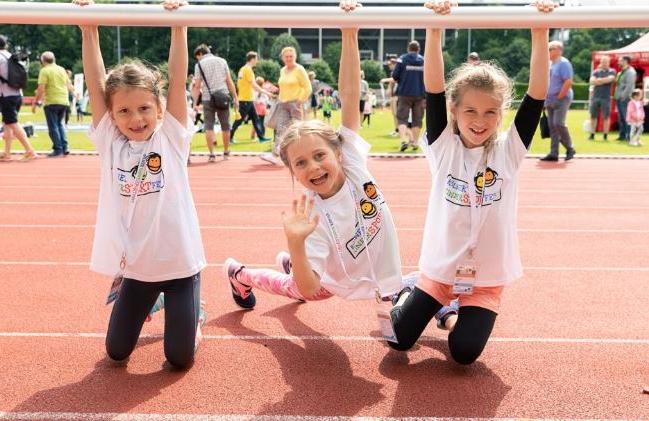 Das 11. Kölner Kindersportfest