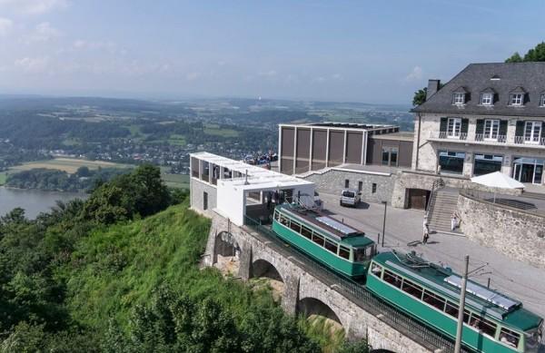 Drachenfels Zahnradbahn, freier Eintritt an deinem Geburtstag