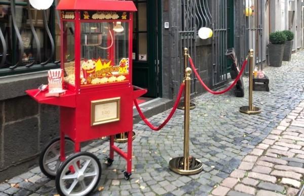 "Popcorn-Maschine ""All inclusive"" (2 Std.)"
