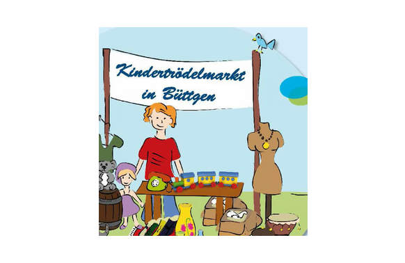 Großer Kindertrödelmarkt in Büttgen 2020