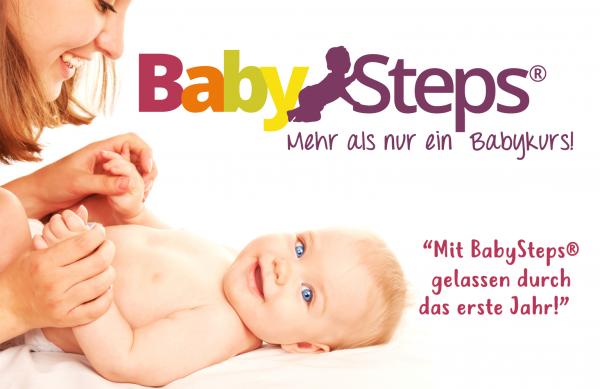BabySteps® - Mehr als nur ein Babykurs