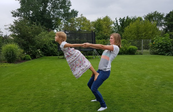 Eltern-Kind-Yoga Workshop am 29.02.2020