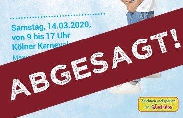 Die 9. Kölner Schulranzenmesse -leider abgesagt-