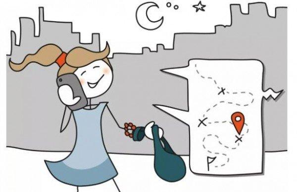 Das Heimwegtelefon - Für deinen sicheren Weg nach Hause -
