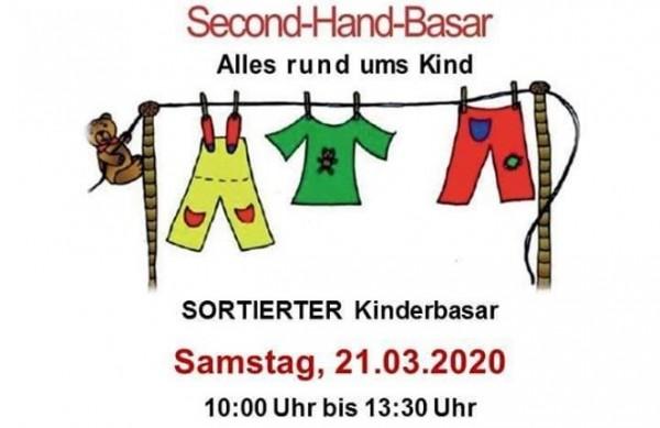 Second Hand Basar Hürth Fischenich - LEIDER ABGESAGT -
