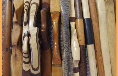 Tageskurs: Bogenbau und Schießen ab 10 Jahren