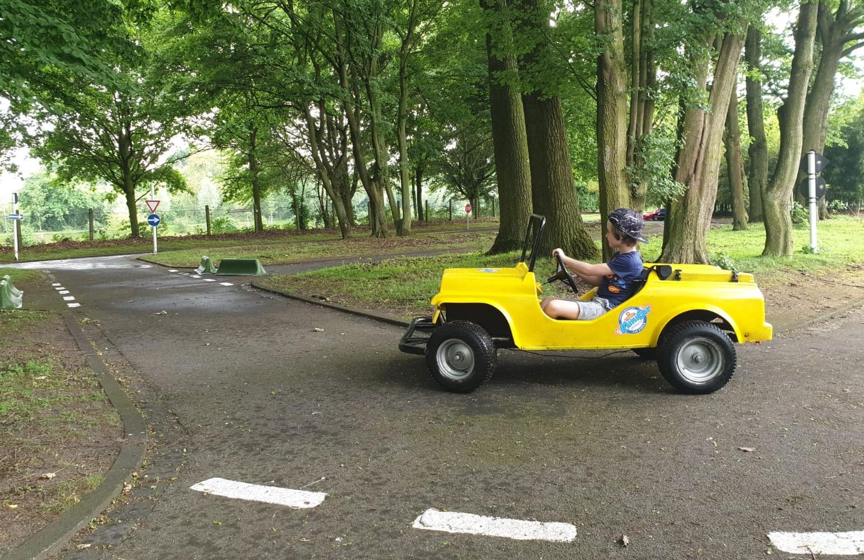 Minicar-Oberhausen - Der Verkehrsübungsplatz für Kinder!