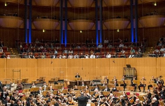 +++ABGESAGT+++ Gürzenich Orchester Köln: Philharmonielunch -Eintritt frei-