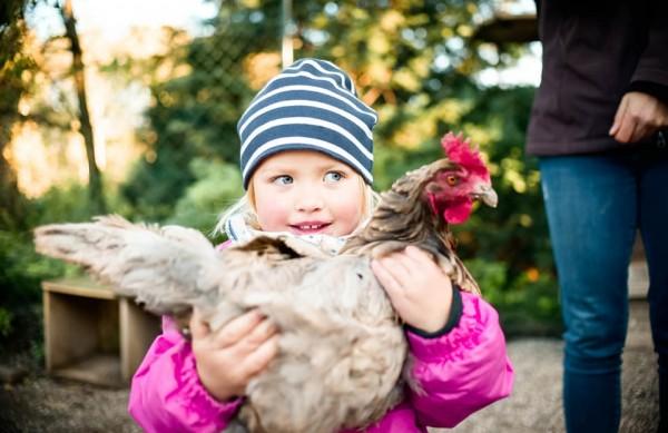 Die Burgmäuse – eine Spielgruppe für Kleinkinder auf dem Bauernhof