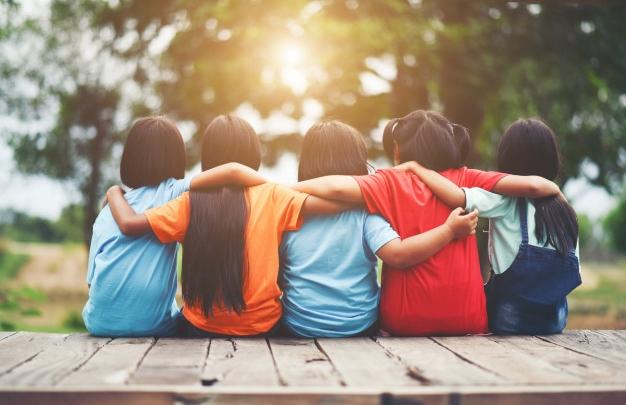Mädchengruppe (8-12) immer Montags 15-18 Uhr im Engelshof
