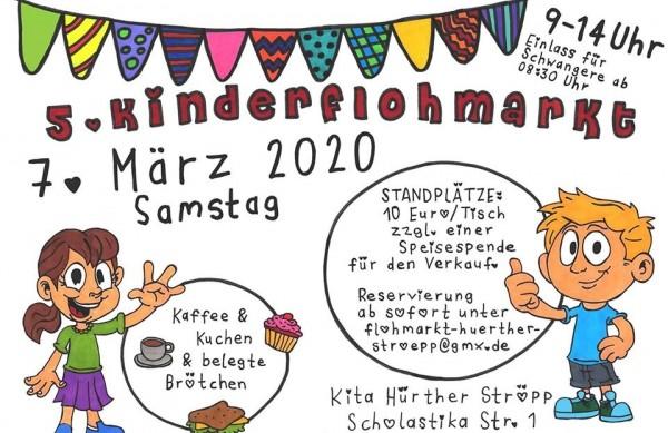 5. Kinderflohmarkt Hürth Alstädten- Burbach