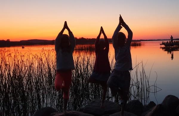 Eltern-Kind-Yoga Workshop am 29.02.2020