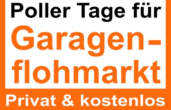 Garagenflohmarkt / Hofflohmarkt in Poll
