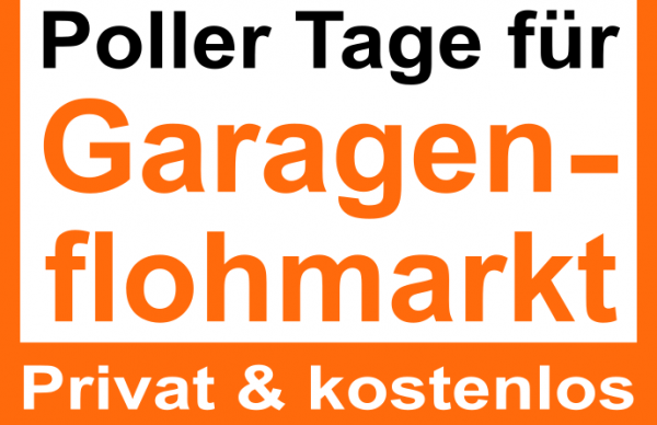 Garagenflohmarkt / Hofflohmarkt in Poll -findet statt!-