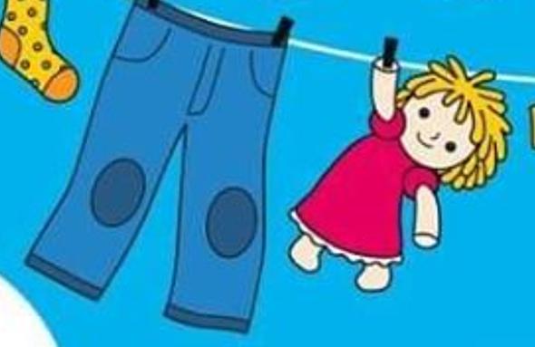 Trödel für Kinderkleidung und Spielzeug