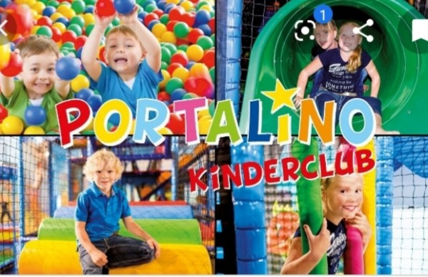 Portalino Kinderclub im Porta Möbelhaus