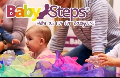 BabySteps- Endlich ein Kurs, für Dich und Dein Baby!