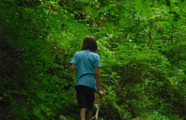 Wildnis-Abenteuer-Camp für Kids im Bergischen Land