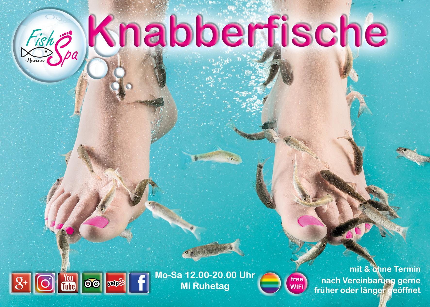 Marina Fish Spa & Waxing Köln