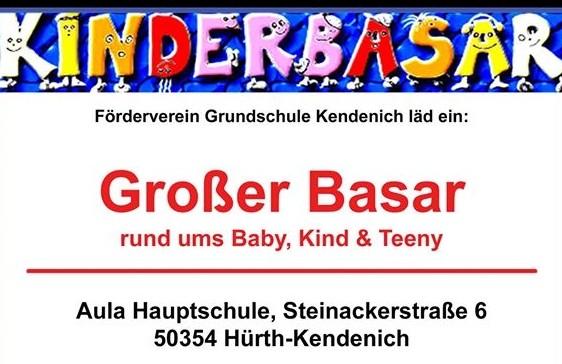 Kindersachenbasar Hürth-Kendenich