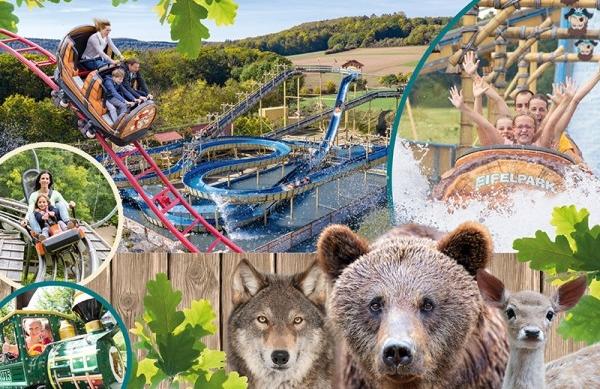 Kostenloser Eintritt in den Eifelpark Gondorf für Kinder unter 100 cm!