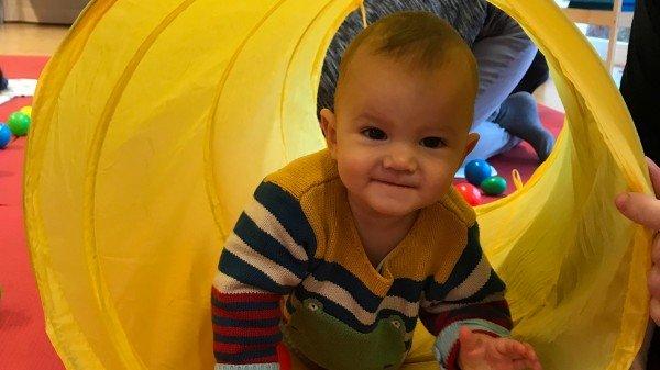 Babyfitnesskurs 1